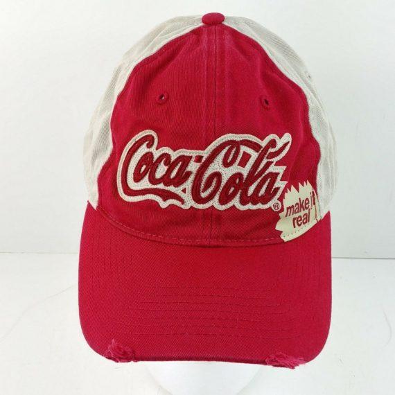 coca-cola-coke-make-it-real-ad-red-baseball-snapback-trucker-hat-cap-18