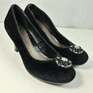 croft-barrow-sole-senseability-dress-3-heels-women-black-sz-8-5-m-padded