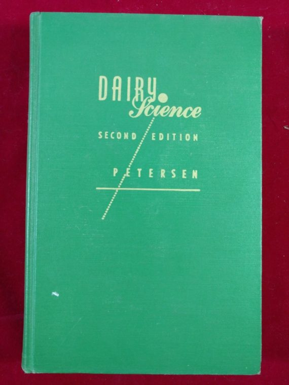 dairy-science-second-edition-by-petersen-j-b-lippincott-co-publishers-1950