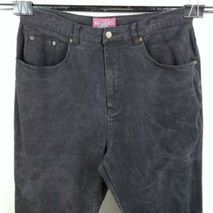 denim-co-black-jeans-pants-womens-size-20-high-waisted-tapered