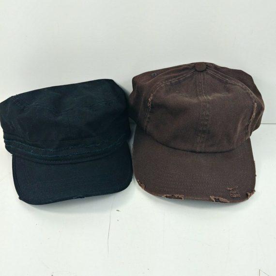 distressed-black-brown-his-her-lot-baseball-snapbacks-caps-hats-lot-10
