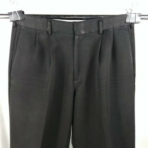 dockers-black-pleated-front-casual-pants-mens-size-33-x-32-straight-leg