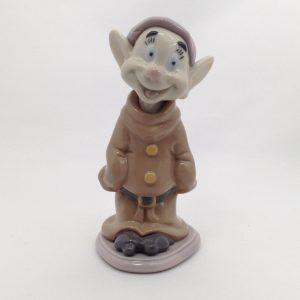 dopey-by-lladro-polope-walt-disney-porcelain-figurine