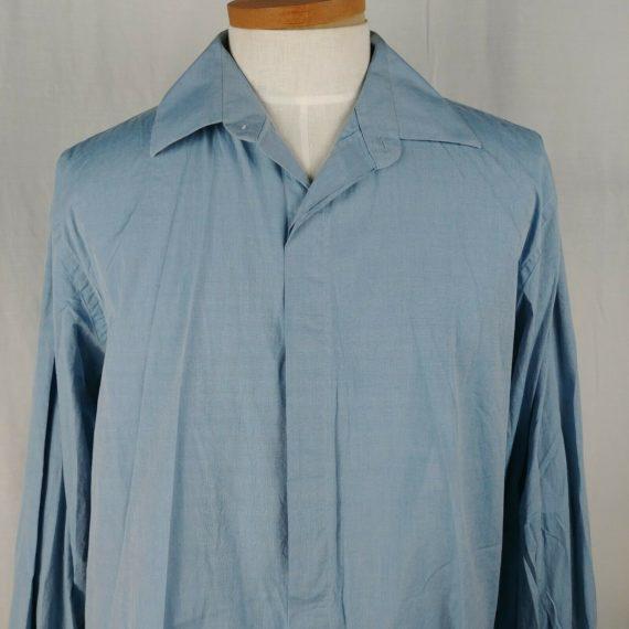 elevee-custom-tailored-blue-casual-dress-shirt-long-sleeve-button-robert-swift