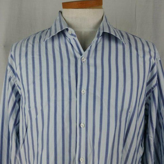 elevee-custom-tailored-blue-striped-casual-dress-shirt-long-sleeve-robert-swift