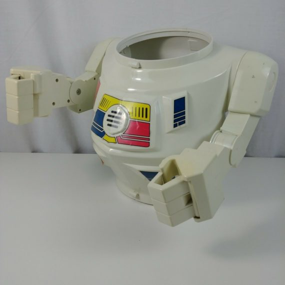 emiglio-remote-controlled-24-rc-robot-replacement-torso-shell-w-arms-lot-20