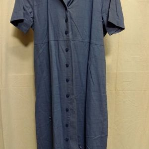 erika-womens-button-down-blue-jean-dress-w-floral-stitching-size-large