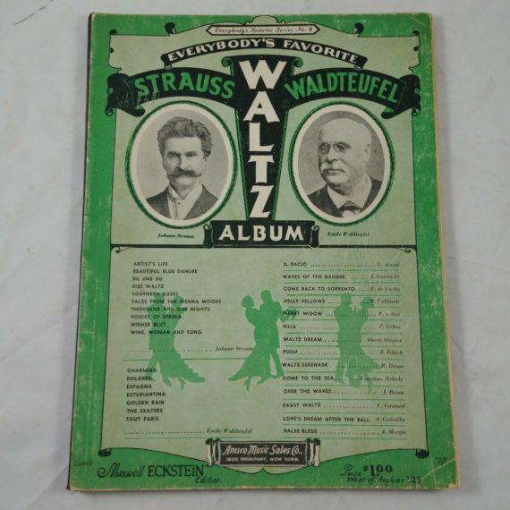 everybodys-favorite-waltz-album-strauss-waldteufel-series-no-8-1934-music