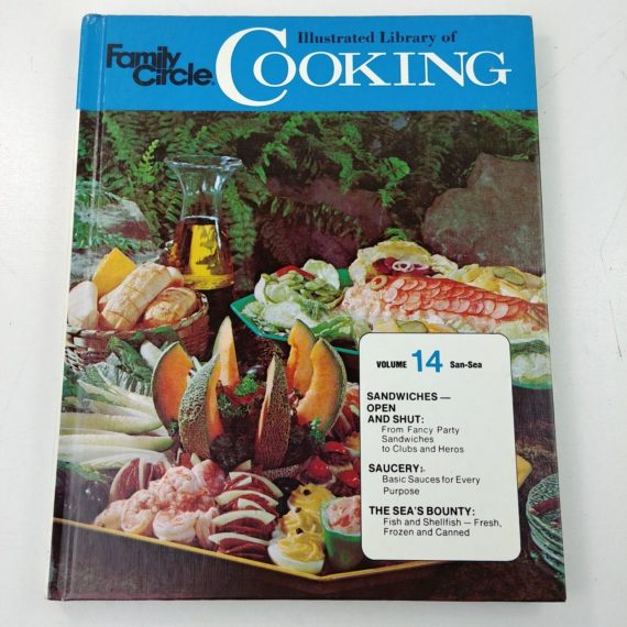 family-circle-illustrated-library-of-cooking-vol-14-san-sea-1972-hc