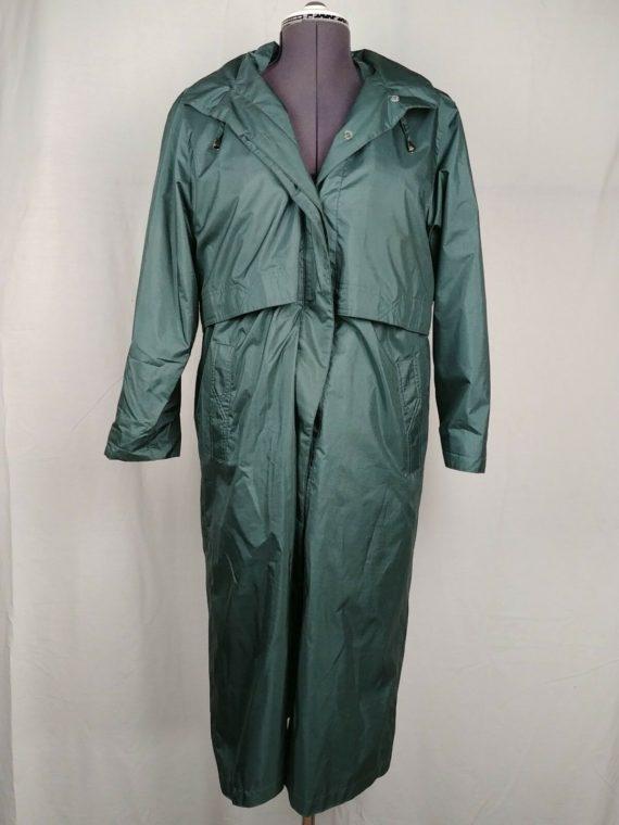 fleet-street-rain-coat-jacket-raincoat-size-10-p-petite-warm-plaid-lining