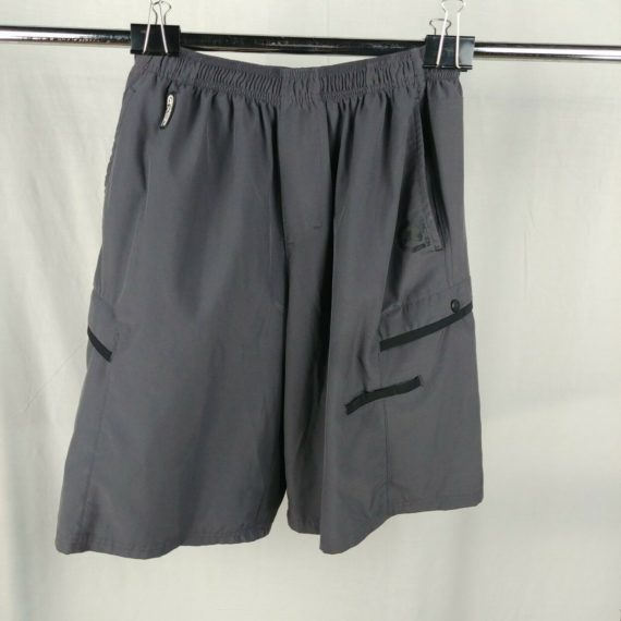 function-xsc-gray-activewear-shorts-mens-size-m