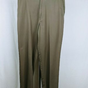 haggar-100-polyester-beige-dress-pants-slacks-trousers-mens-3230