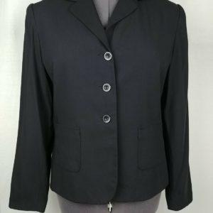 hillard-hanson-black-three-button-suit-coat-blazer-womens-size-14