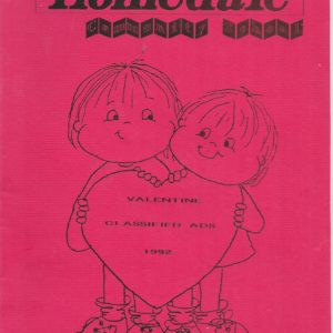 homedale-community-school-valentine-classified-ads-book-1992