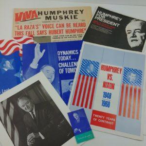 hubert-humphrey-38th-vice-president-united-states-political-run-memorabilia