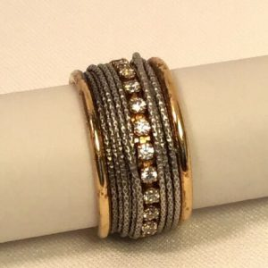 italy-cz-two-tone-ring-chain-design-with-clear-stone-band-size