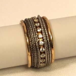 italy-925-00-cz-two-tone-ring-chain-design-with-clear-stone-band-size-7-25