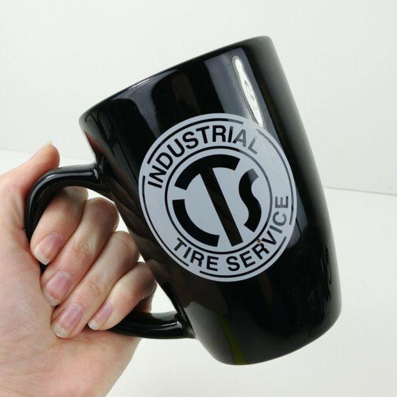 its-industrial-tire-service-mug-coffee-tea-cup-automotive-advertising
