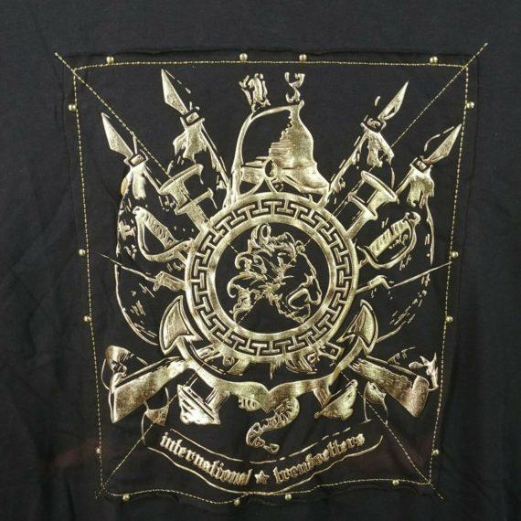jewelius-cezer-brown-long-sleeve-graphic-100-cotton-shirt-mens-size-5xl