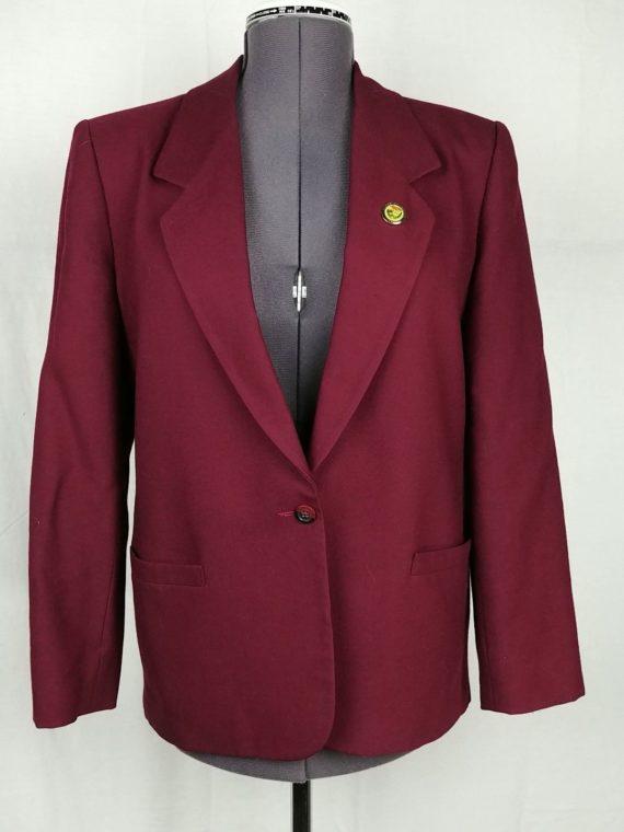 john-meyer-blazer-womens-size-14-single-button-oregon-state-pin