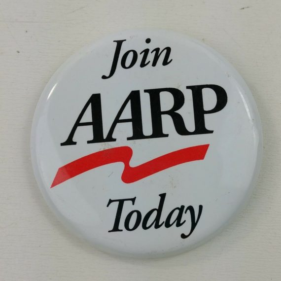 join-aarp-today-advertising-pinback-button-33