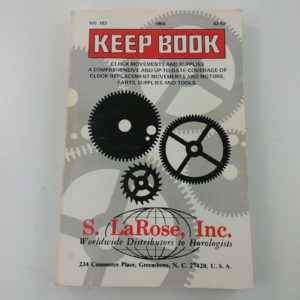 keep-book-clock-movement-supplies-1984-s-larose-inc-horologist-distributor