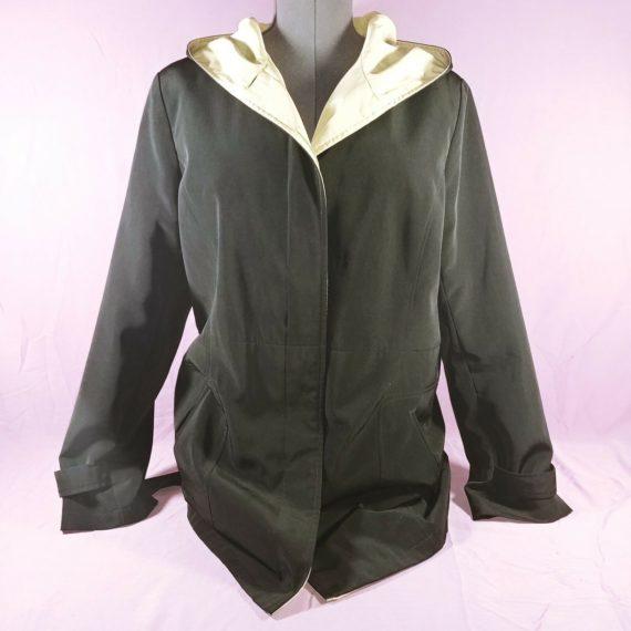 kristen-blake-button-up-coat-jacket-size-large