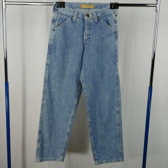 lee-carpenter-light-wash-denim-jeans-mens-size-2930