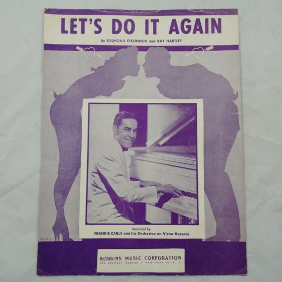 lets-do-it-again-vintage-sheet-music-frankie-carle-orchestra-1950