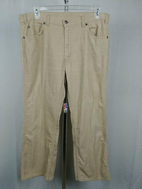 levis-for-men-khaki-tan-corduroy-pants-size-3828