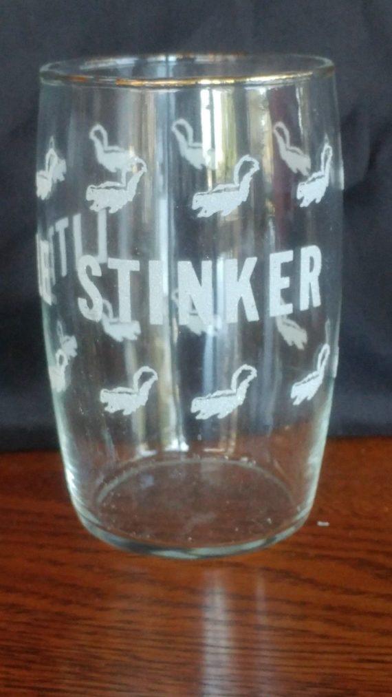 little-stinker-glass-cup-skunk-funny