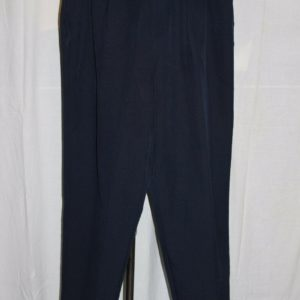 liz-baker-navy-blue-dress-pants-womens-size-14-elastic-waistband-polyester