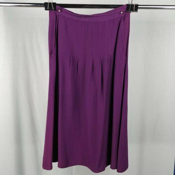 long-purple-pleated-skirt-womens-28-adjustable-waist