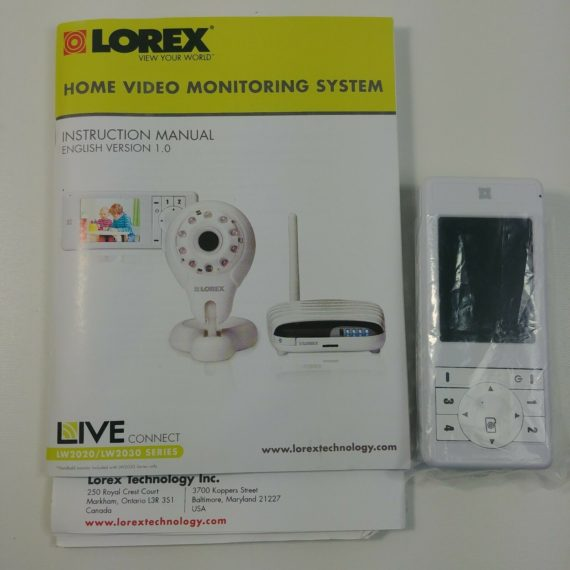 lorex-lw2031-live-connect-wireless-video-replacement-hand-held-monitor-lot-3