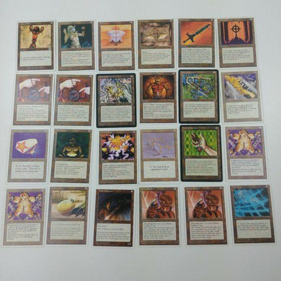 lot-of-24-artifact-magic-the-gathering-cards-mtg-lot-6