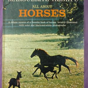 marguerite-henrys-all-about-horse-deluxe-version-illustrated-hardcover-1967