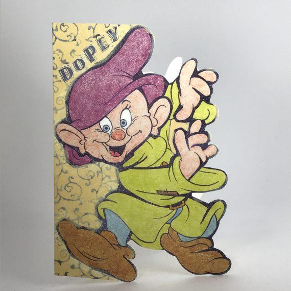 michel-co-walt-disney-dopey-stationery-note-cards-kit