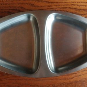 mid-century-stainless-wood-tray-18-8-stainless-steel-japan-9-5-8-long