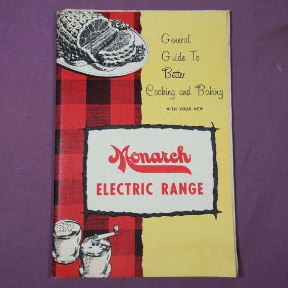 monarch-electric-range-better-cooking-baking-vintage-cookbook-booklet