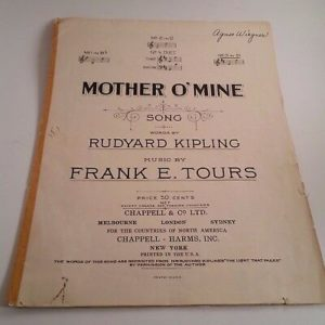 mother-o-mine-rudyard-kipling-frank-e-tours-chappell-co-ltd-ny