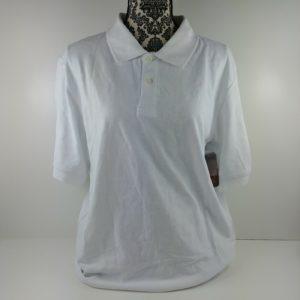 new-great-northwest-short-sleeve-polo-shirt-mens-size-m-white-nwt