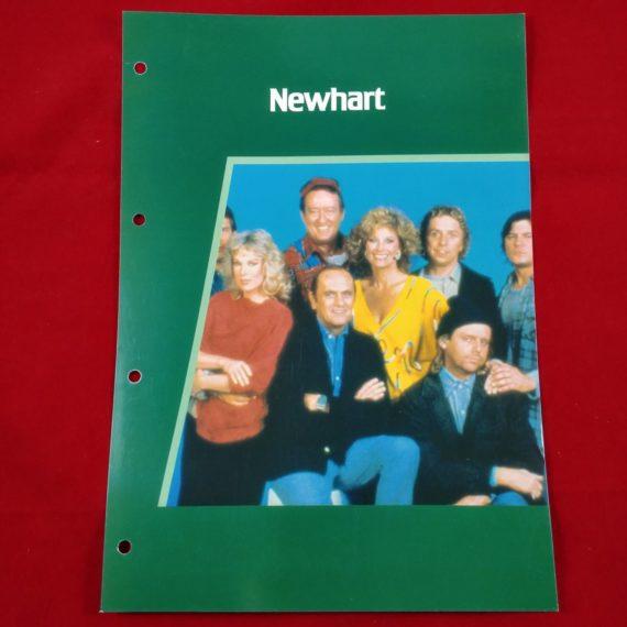 newhart-1982-90-vintage-tv-movie-promo-ad-pinup-poster-bob-newhart-comedy