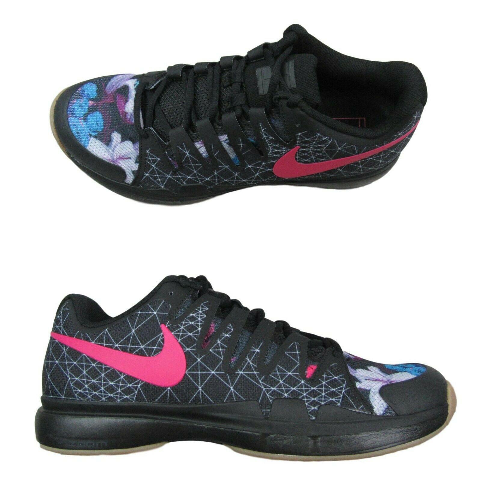 b276cc8afdd Nike Zoom Vapor 9.5 Tour PRM Tennis Shoes Size 11.5 Mens Black ...