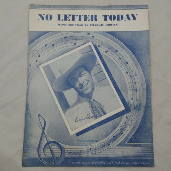 no-letter-today-eddie-dean-vintage-sheet-music-southern-music-pub-1943