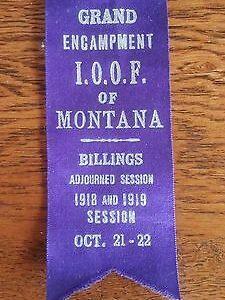 odd-fellows-ioof-1918-19-billings-montana-grand-encampment-adjourned-sessions