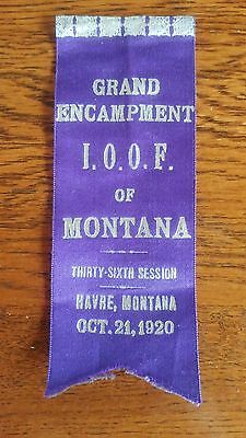 odd-fellows-ioof-1920-havre-montana-ribbon-grand-encampment