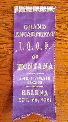 odd-fellows-ioof-1921-helena-montana-ribbon-grand-encampment