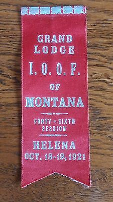 odd-fellows-ioof-1921-helena-montana-ribbon-grand-lodge-46th-session