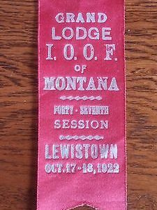 odd-fellows-ioof-1922-lewiston-montana-ribbon-grand-lodge