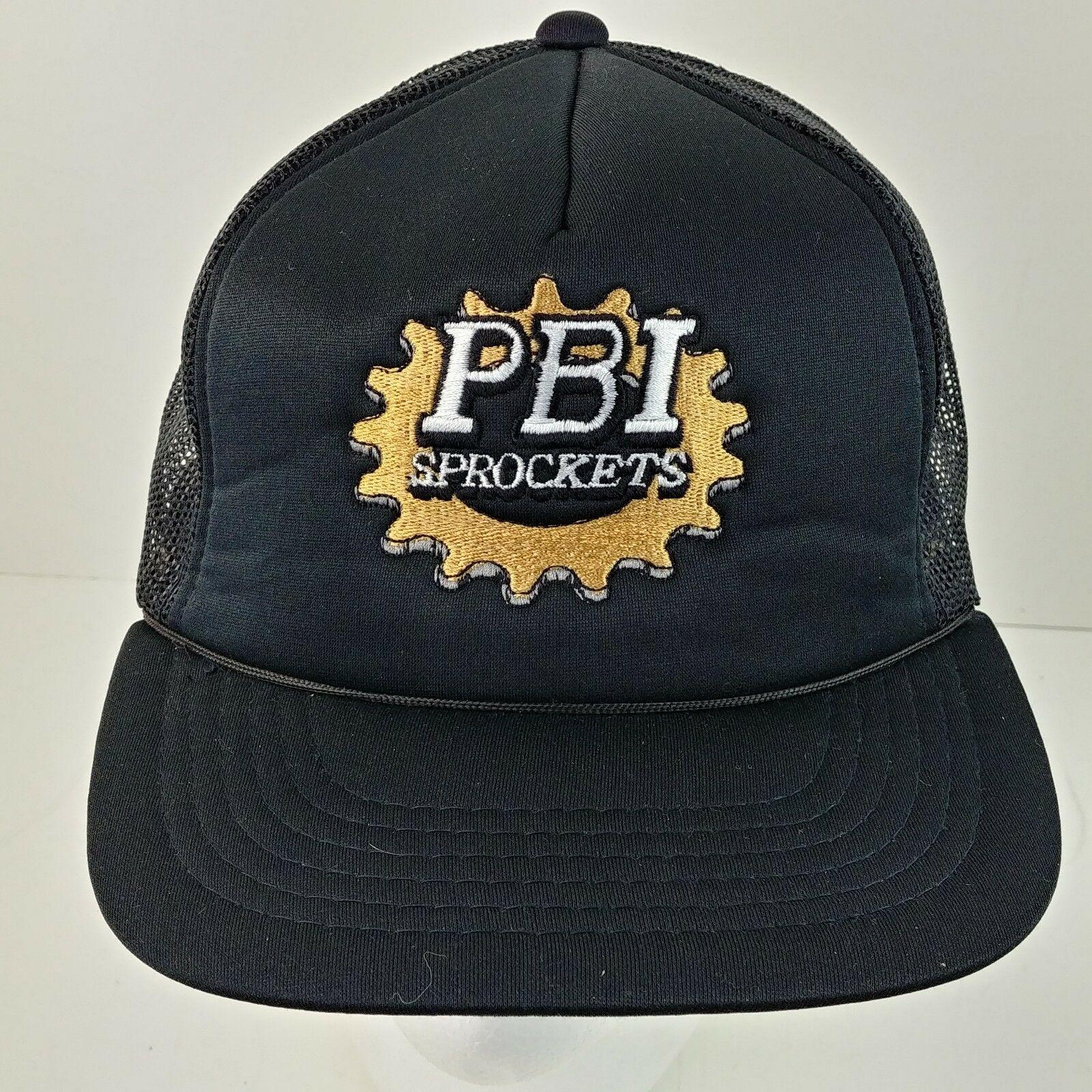 5bd8f05b564 PBI Sprockets Motorcycle Parts Racing Baseball Cap Hat Snapback Trucker –   14